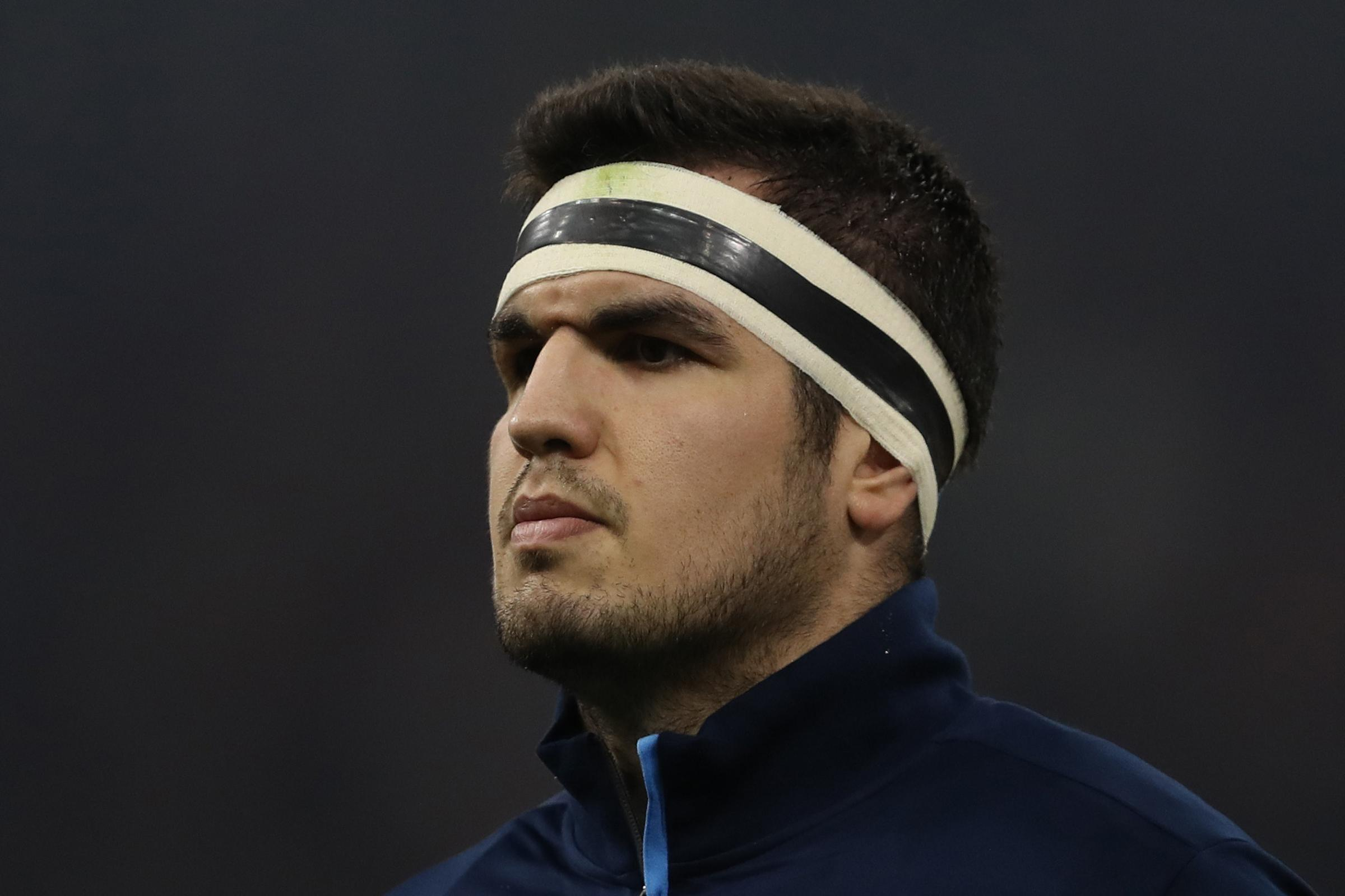 Scotland captain Stuart McInally is ignoring history for the England clash