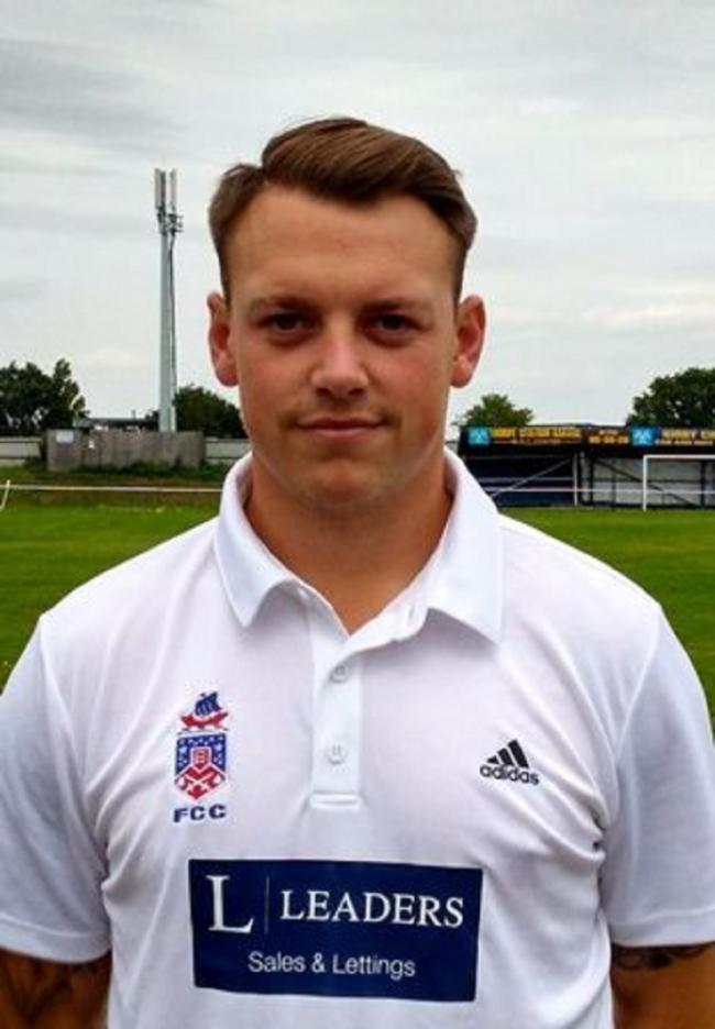 Moving on - Tom Austin has left FC Clacton to take charge at Brightlingsea Regent