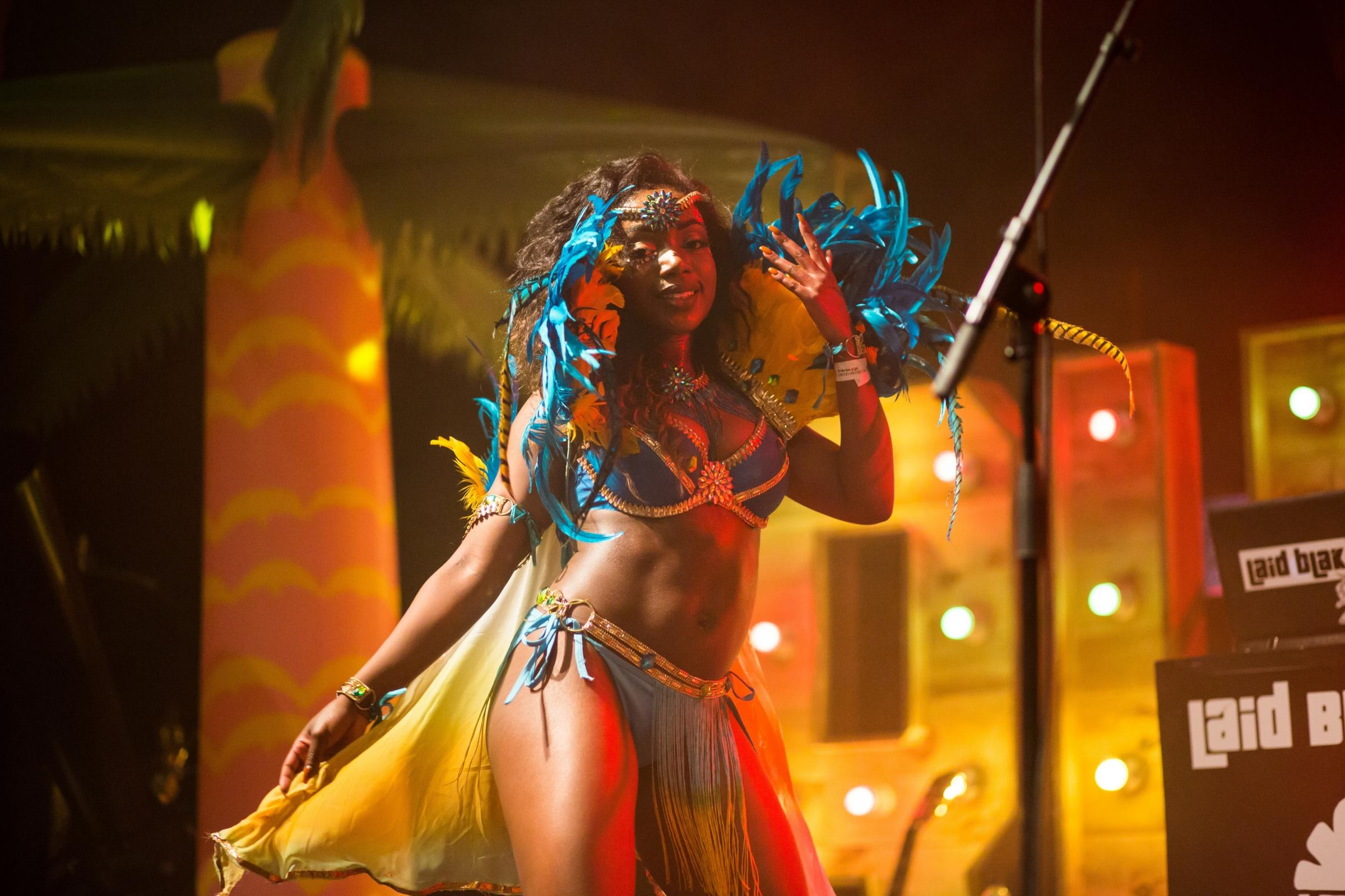 Colour - the Rum and Reggae Festival is set for a carnival atmosphere