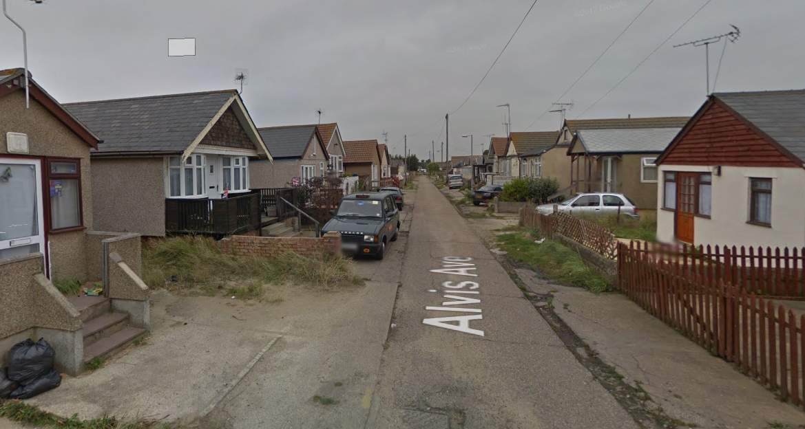Two people arrested after 'substance' is sprayed at a man in Jaywick