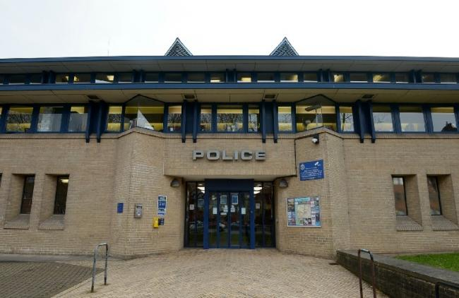 Colchester police station