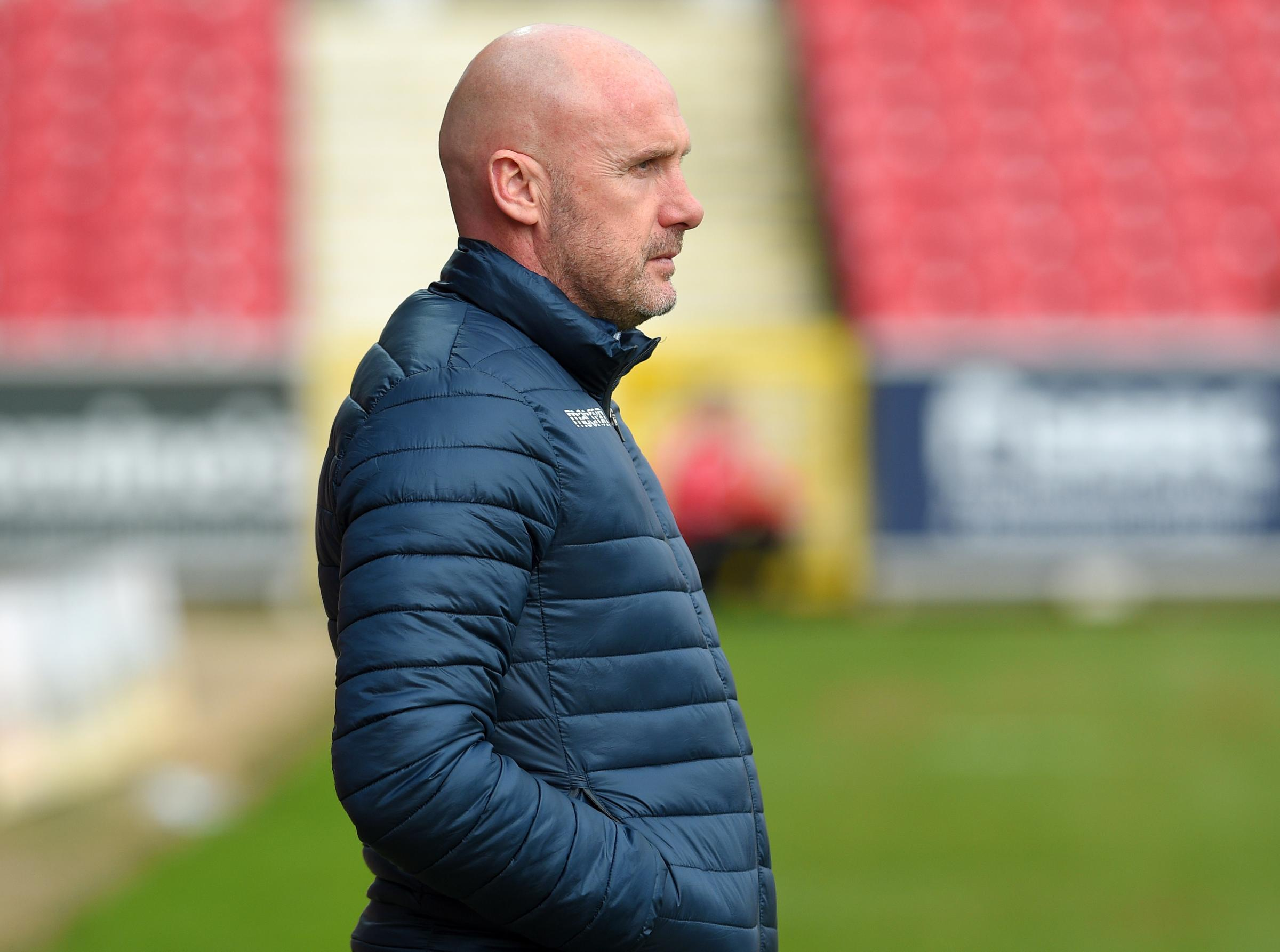 In the running - Colchester United head coach John McGreal has been nominated for the League Two Manager of the Month award for February Picture: PAGEPIX