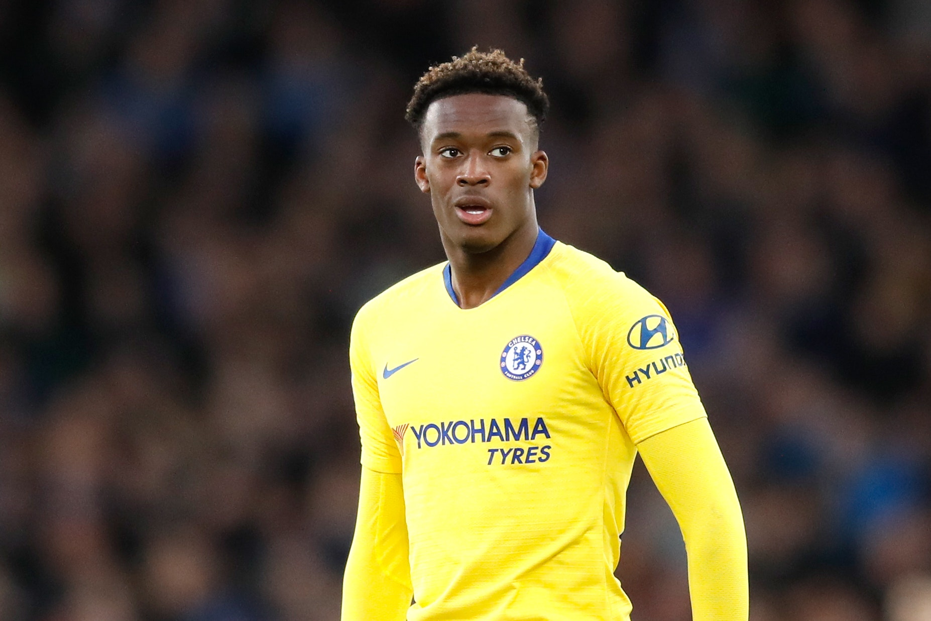 Callum Hudson-Odoi has been given his first England call up