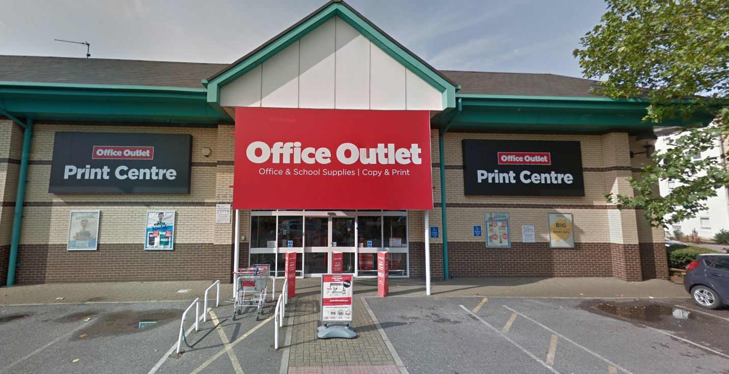 office outlet basildon