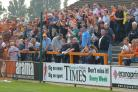 Cressing Road has been a much-loved home for Braintree Town fans for almost a century but chairman Lee Harding feels they need to move if they wish to be a competitive force in the top flight of non-league football. Picture: John Parish.