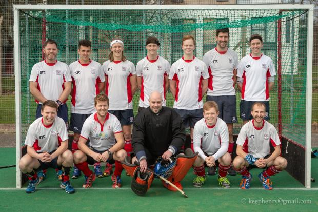 Colchester Hockey Club men's first team rounded off their season with a superb display against Blueharts. Picture: keephenry@gmail.com