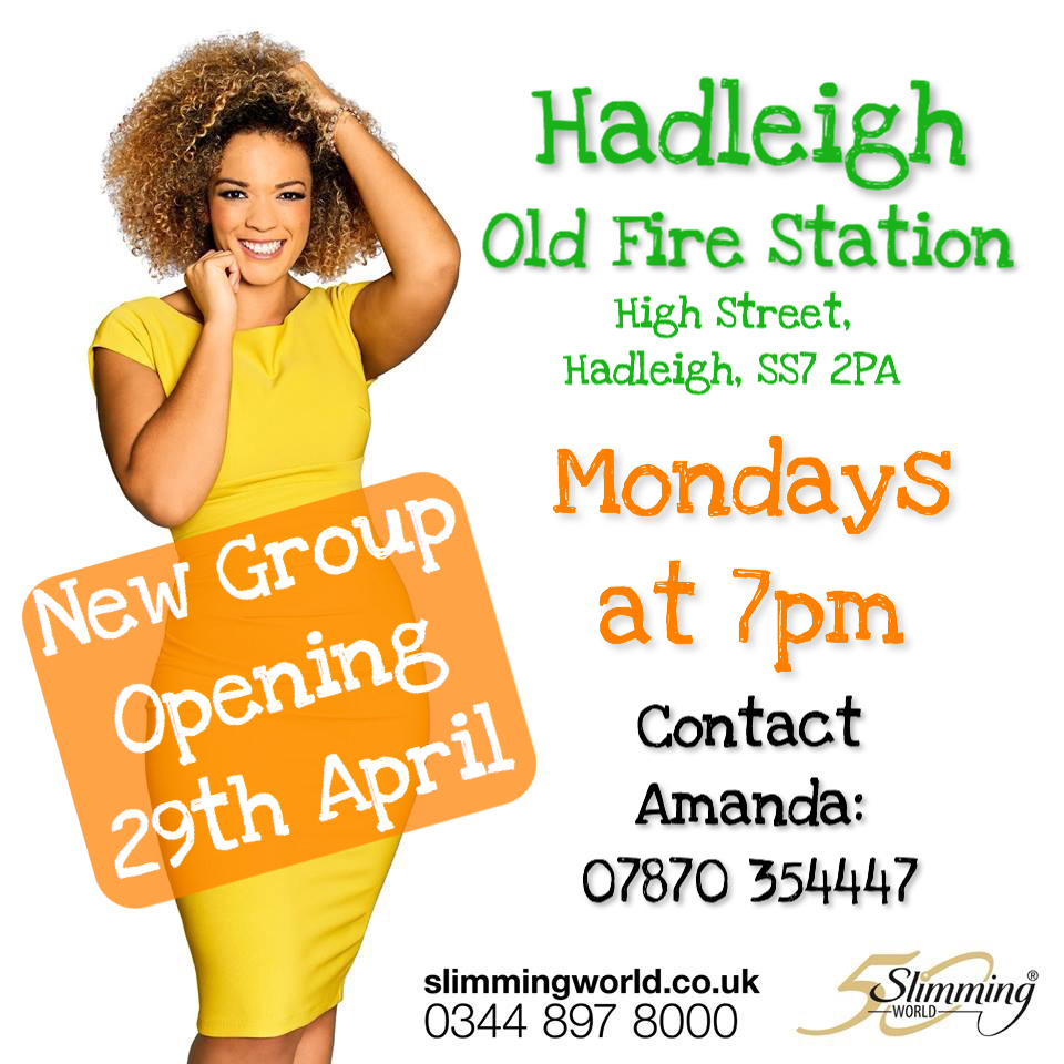 New Slimming World Group Hadleigh Old Fire Station