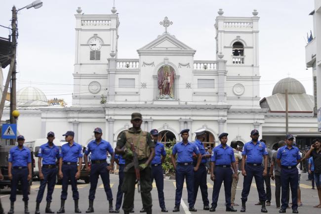 High Commissioner brands Sri Lanka bombings 'evil attacks' | Gazette