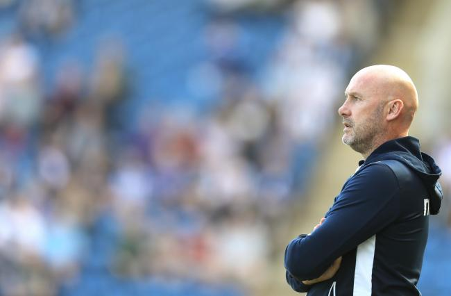 Targets - Colchester United head coach John McGreal wants to strengthen his squad, this summer Picture: STEVE BRADING