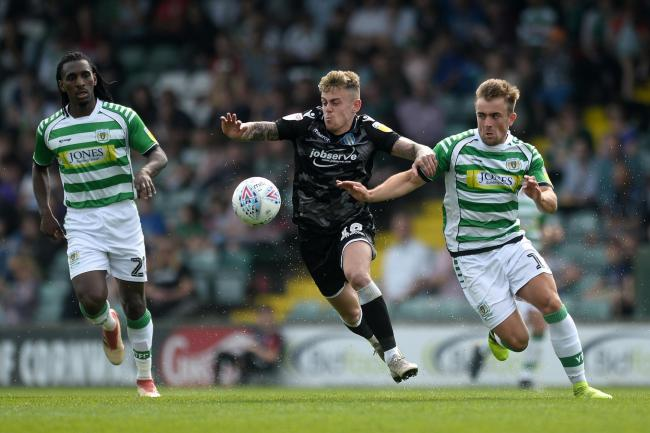 In demand - Colchester attacker Sammie Szmodics has been linked with a move to the Championship Picture: RICHARD BLAXALL