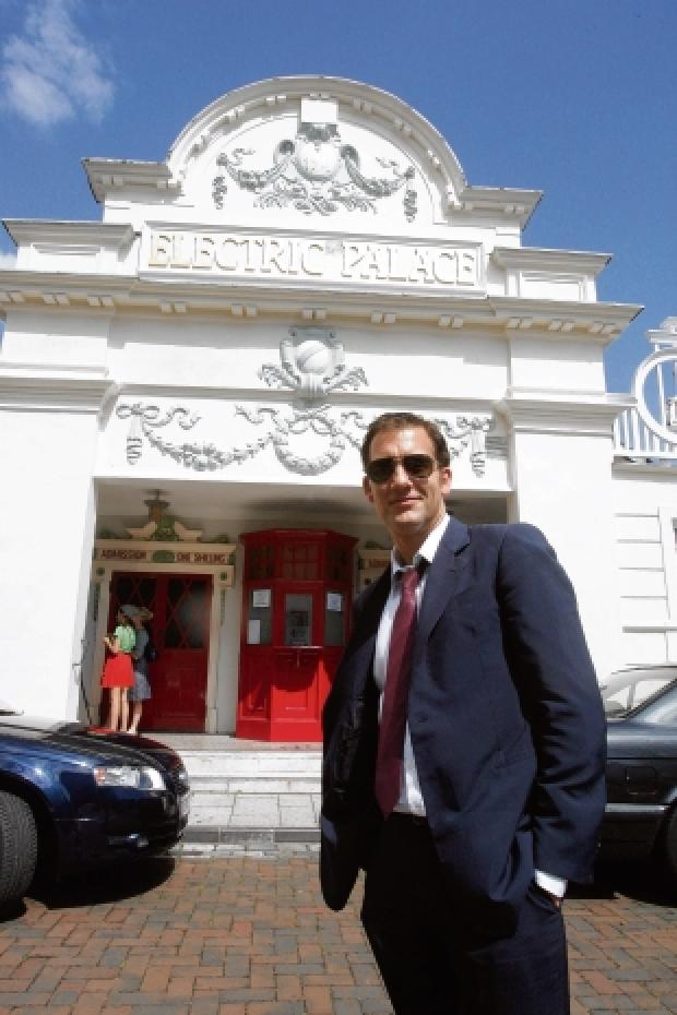 Gazette: Movie star Clive Owen sees Electric Palace off the at-risk list
