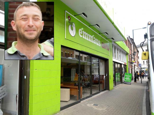 John Chapman reveals how homeless charity Emmaus saved his life