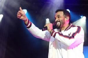 Craig David performs in Colchester's Castle Park