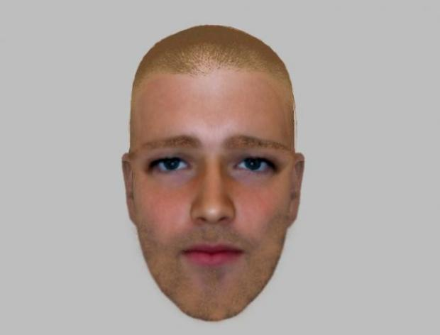 Gazette: Essex Police release this efit image of a man they are looking to trace