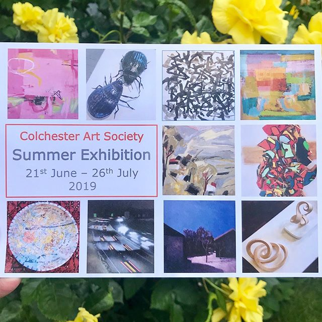 Colchester Art Society Summer Exhibition