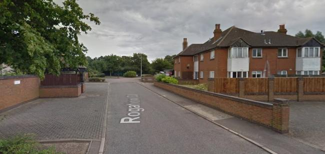 Concerns - residents have reported anti-social behaviour in Rogation Close, Stanway