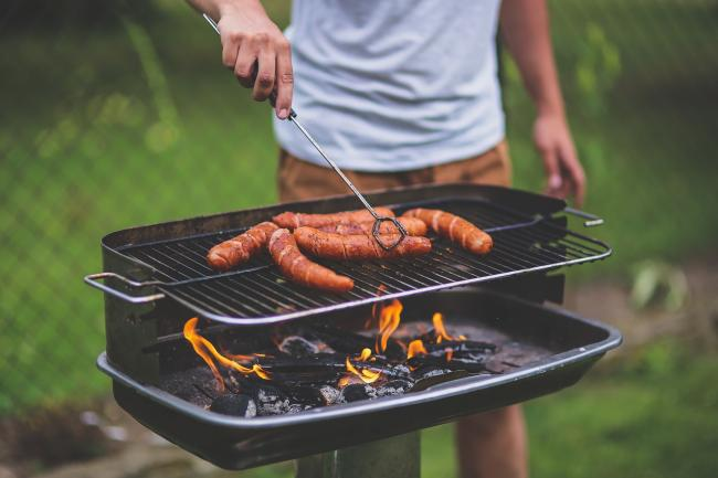 Barbecue top tips from ECFRS